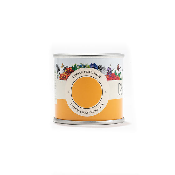 Farrow & Ball Dutch Orange W76