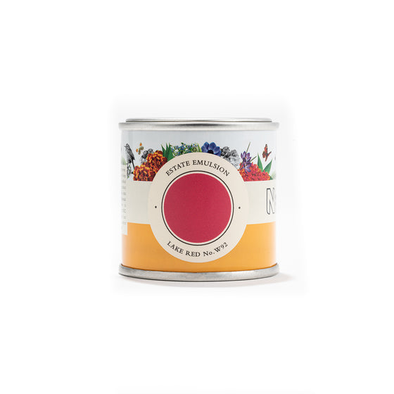 Farrow & Ball Lake Red W92