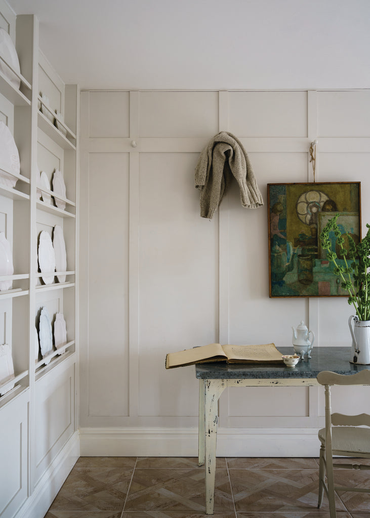 Farrow & Ball School House White No. 291