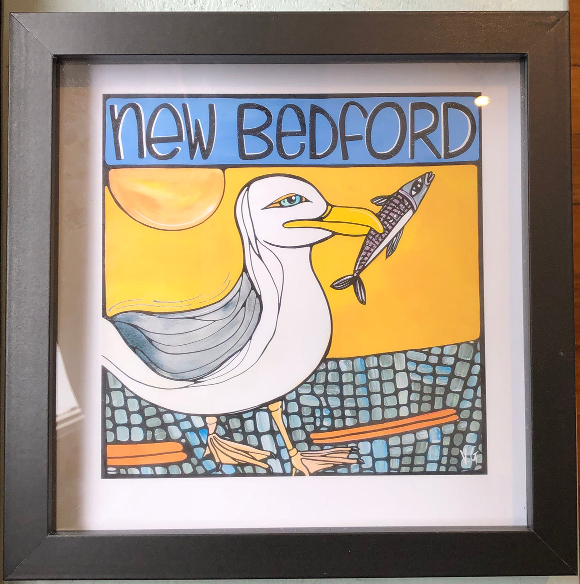 New Bedford Seagull from Atelier Vero