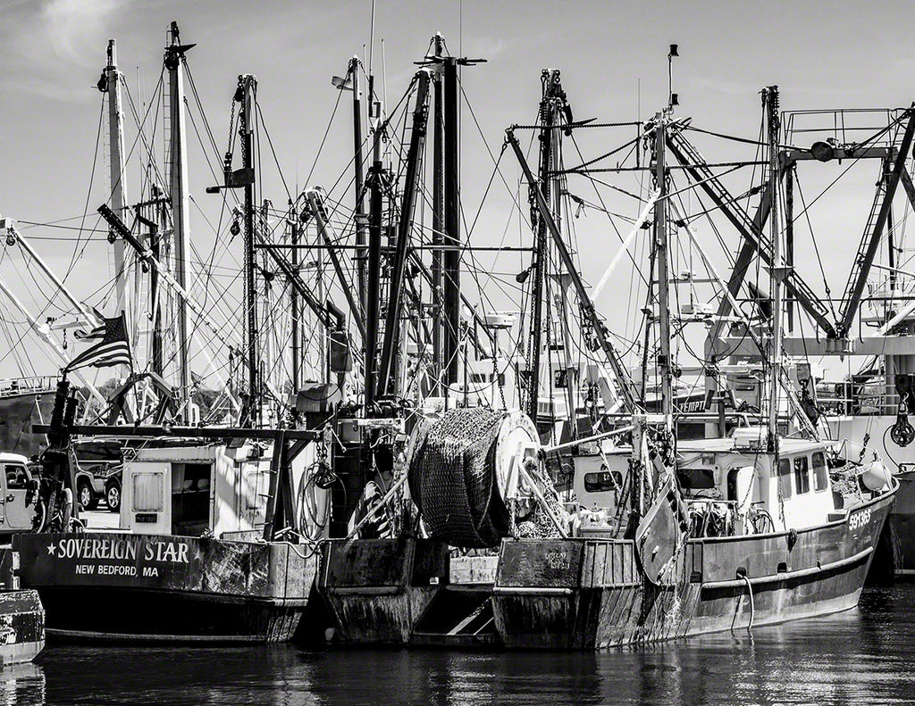 Star on The Waterfront:  New Bedford Collection