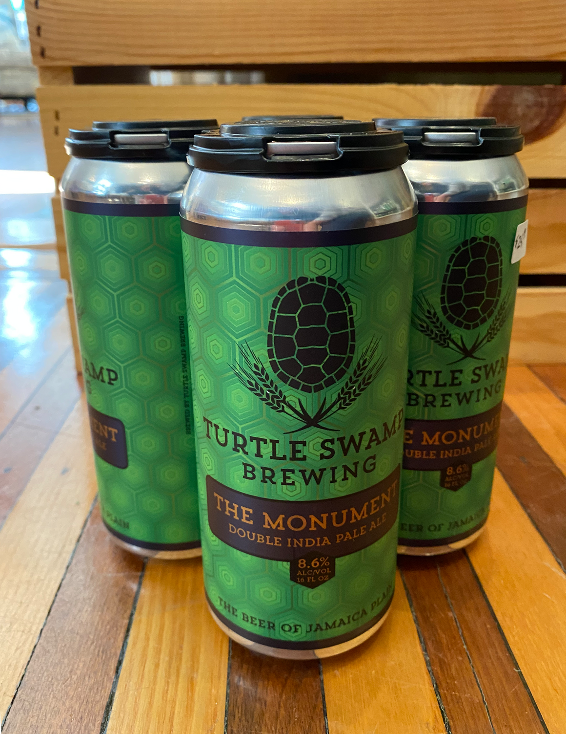 The Monument by Turtle Swamp Brewing