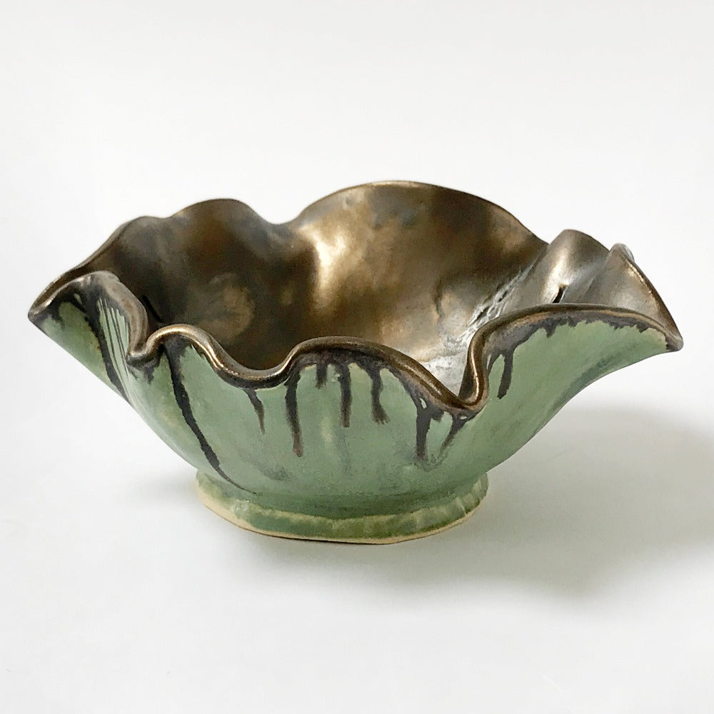 Amy Thurber Geranium Bowl