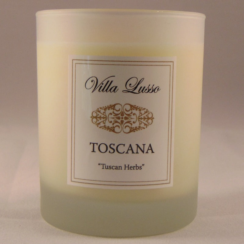 Toscana, Bespoke Candle by Villa Lusso
