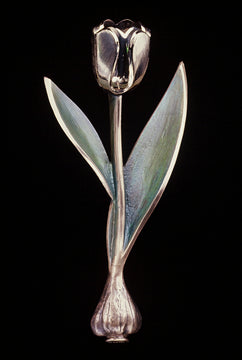 Tulip Door Knocker