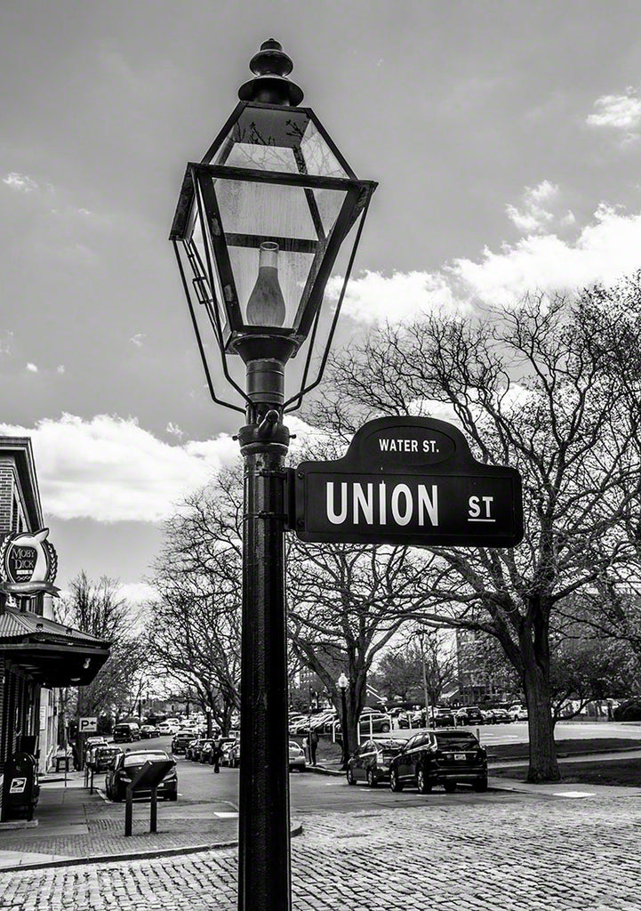 Union St. Light:  New Bedford Collection