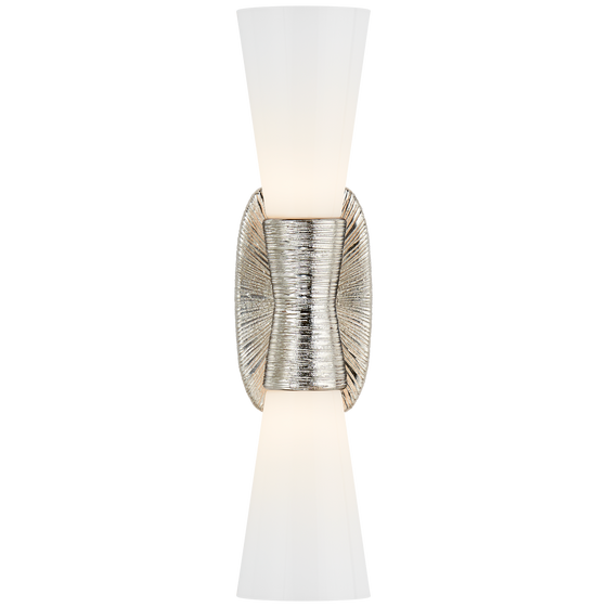 Utopia Small Double Wall Sconce