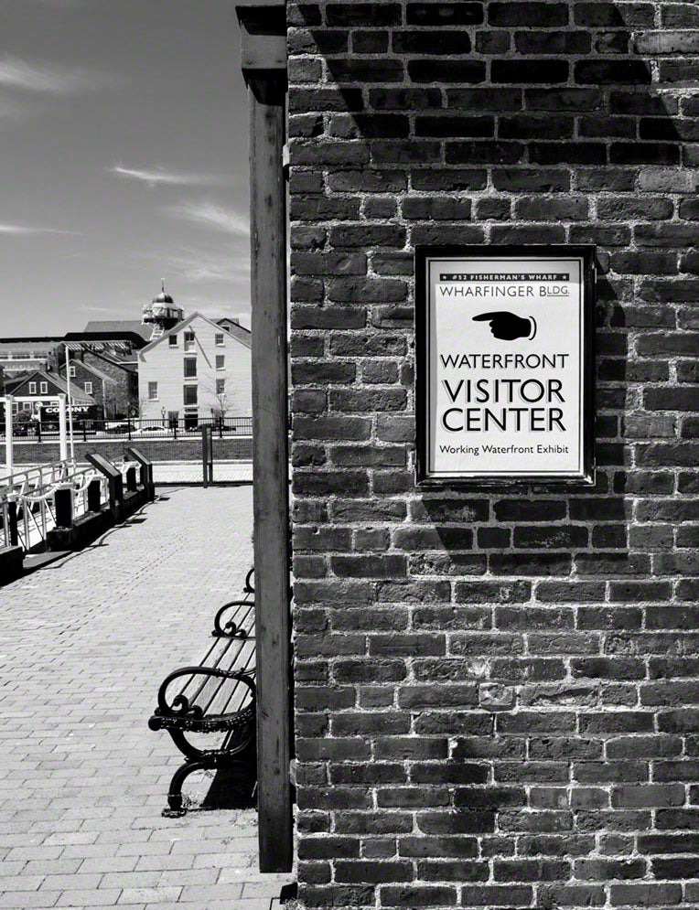 Visitor Center:  New Bedford Collection