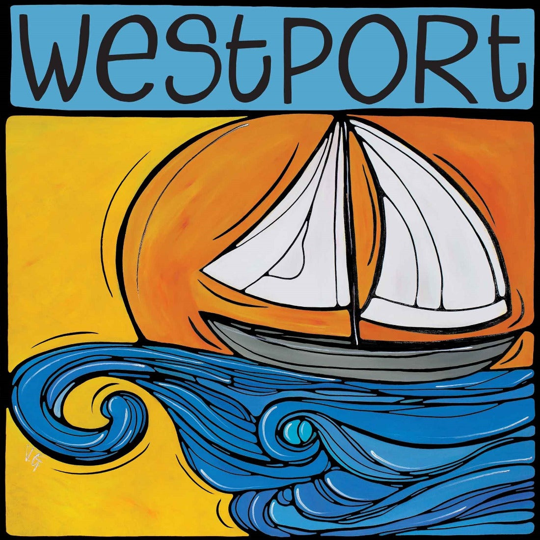 Westport from Atelier Vero