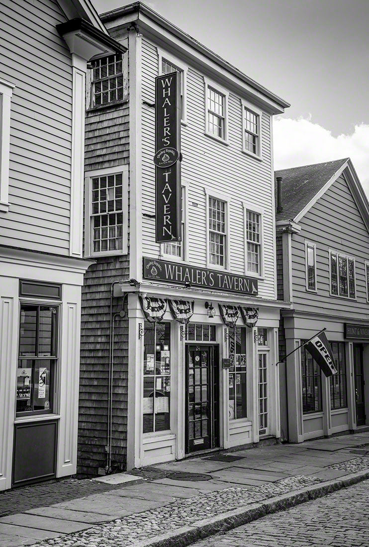 Whalers Tavern:  New Bedford Collection