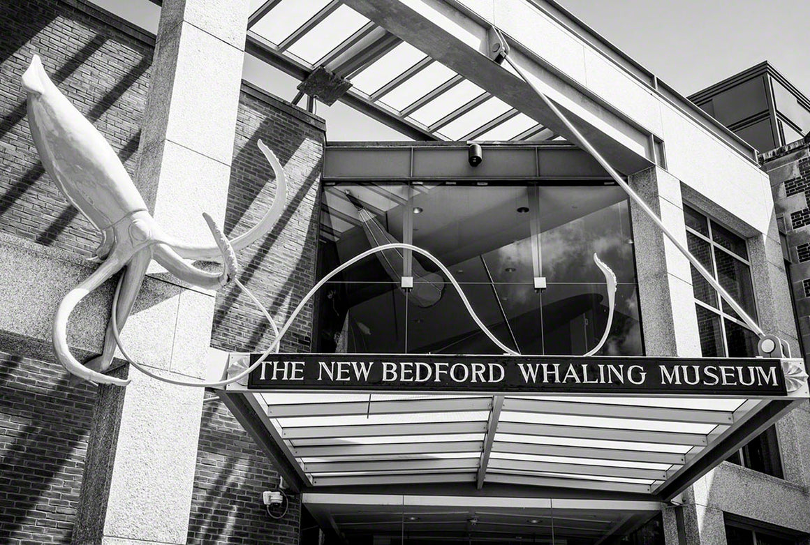 Whaling Museum:  New Bedford Collection