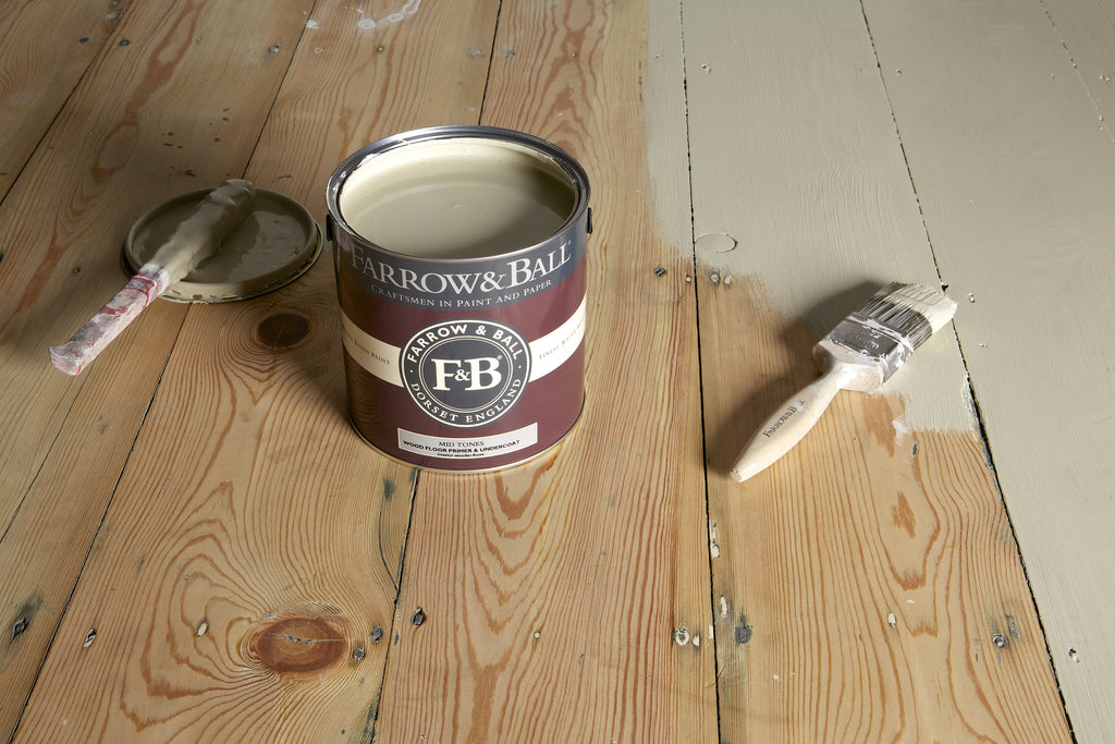 wood floor primer and undercoat