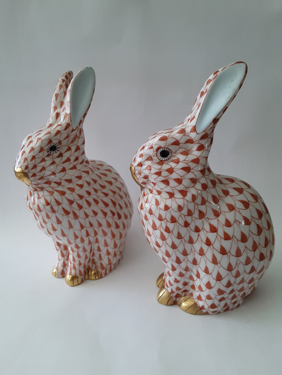 Herend Bunnies