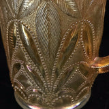 Vintage Decorative Glass Pitcher