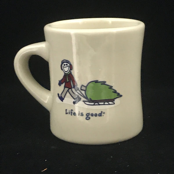 Decorative Ceramic Mug