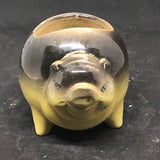 3 PIGS ceramic figurine. USA 760