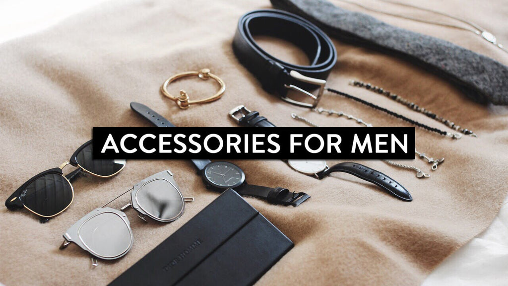 Accessories For Men West Louis