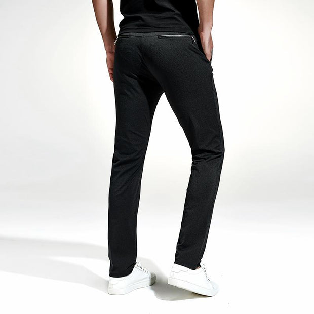 West Louis™ Spring Brand Elastic Sweatpants  - West Louis