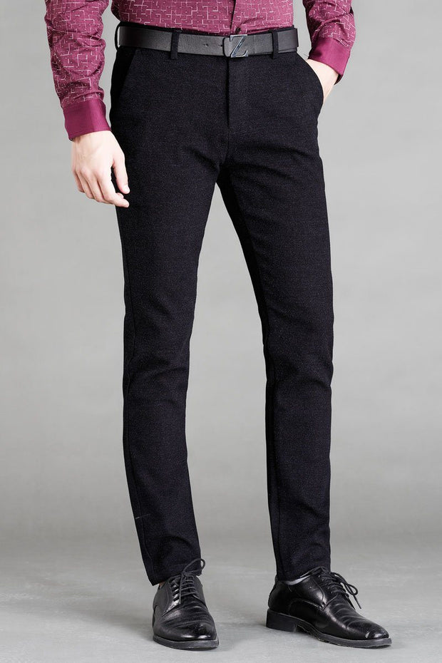 West Louis™ Business Fashion Casual Long Pants  - West Louis