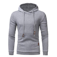 West Louis™ Autumn Solid Color Hoodie