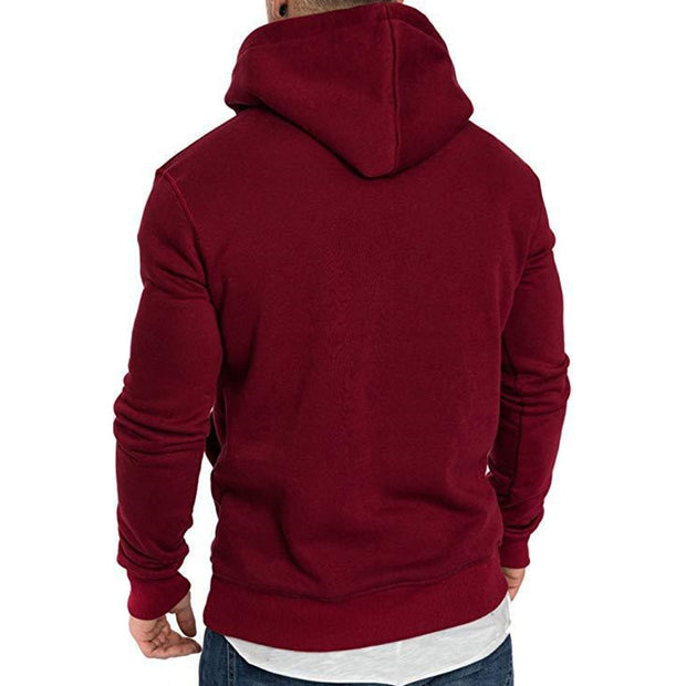West Louis™ Autumn Straight Hoodie