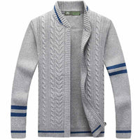 West Louis™ Men Spring And Autumn Outwear Sweater