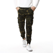 West Louis™ Streetwear Camouflage Jogger Trousers