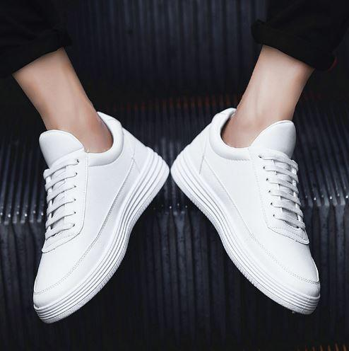 West Louis™ Casual Leather Tenis Sneakers  - West Louis