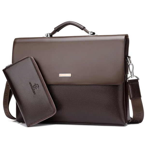 West Louis™ Fashionable Business Briefcase