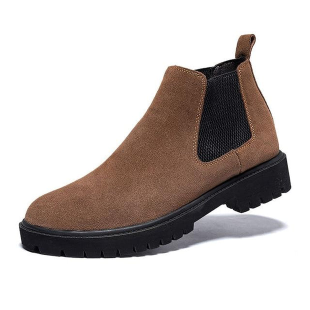 West Louis™ Chelsea Boots Suede Leather
