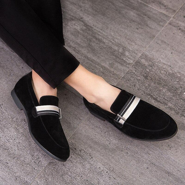 West Louis™ Autumn Breathable Flats Loafers