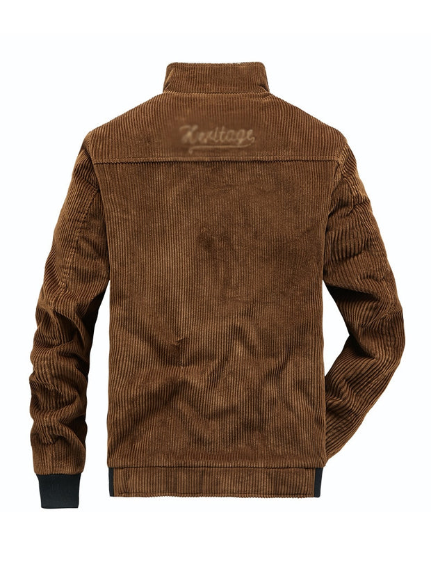 West Louis™ Spring Lightweight Corduroy Jacket