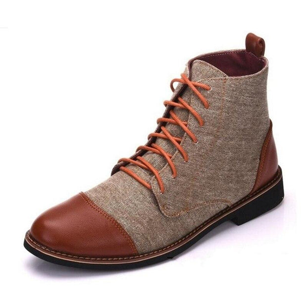 West Louis™ Ankle Casual Lace Up Boots