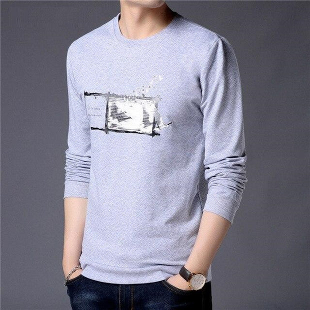 West Louis™ Brand Autumn Cotton Sweatshirt