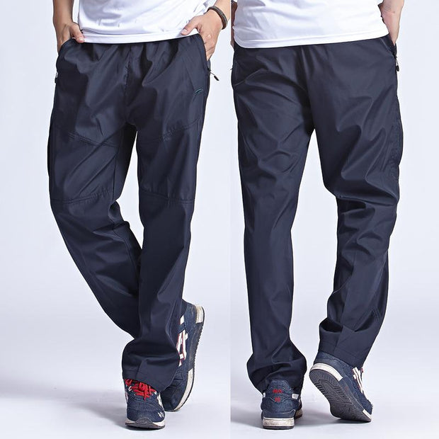 West Louis™ New Outside Mens Exercise Pants  - West Louis