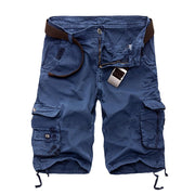West Louis™ Cargo Loose Style Short blue / 29 - West Louis