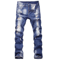 West Louis™ Casual Stretch Slim Jeans 29 - West Louis