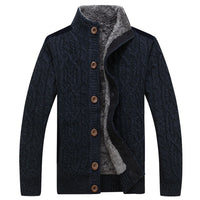 West Louis™ Autumn Winter Wool Thick Warm Sweater