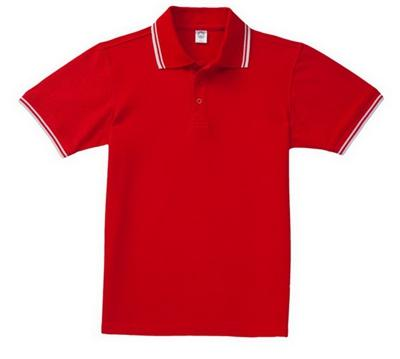 West Louis™ Solid Casual Polo Shirt Red / L - West Louis