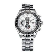 West Louis™ Wristwatches Quartz Casual Watch white - West Louis