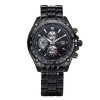West Louis™ Wristwatches Quartz Casual Watch black - West Louis