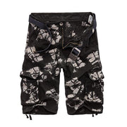 West Louis™ Cargo Loose Style Short black camo / 29 - West Louis