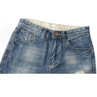 West Louis™ Short Jeans  - West Louis