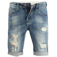 West Louis™ Short Jeans 28 / Blue - West Louis