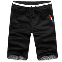 West Louis™ Harem Summer Shorts Black / M - West Louis