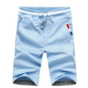 West Louis™ Harem Summer Shorts Lake Blue / M - West Louis