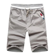 West Louis™ Harem Summer Shorts Grey / M - West Louis