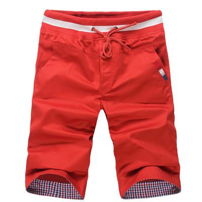 West Louis™ Harem Summer Shorts Orange / M - West Louis