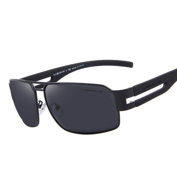 West Louis™ Aluminum Polarized Sunglasses  - West Louis
