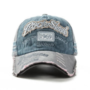 West Louis™ Vintage Baseball Cap  - West Louis